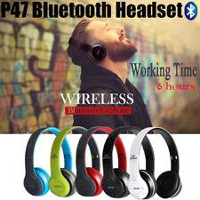 Over Ear Bluetooth Kopfhörer Kabellos Stereo FM/AUX/TF/MP3 Headset