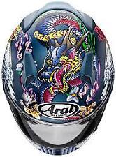 Arai full face helmet XD DEFIANT-X RENEGADE-V ORIENTAL MATTE BLUE