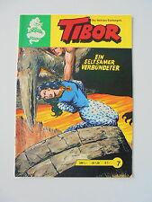 TIBOR - Der Held des Dschungels - Heft Nr: 7. Lehning