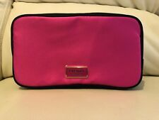 Prada Candy Womens Pink Make Up Toiletry Bag NEW