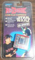 NEW Tiger R-Zone STAR WARS : JEDI ADVENTURE Game Play Cartridge RARE