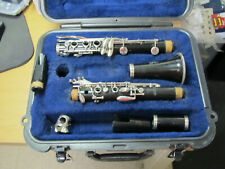 Selmer 1400 Black Student Clarinet In Black Case
