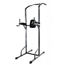 Marcy Power Tower TC-3515 Workout Pull Up Push Dip Station Knee Raise Home Gym