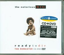 The Notorious B.I.G. - Ready To Die Remaster Sound + Vision Dvd And Cd Perfetti