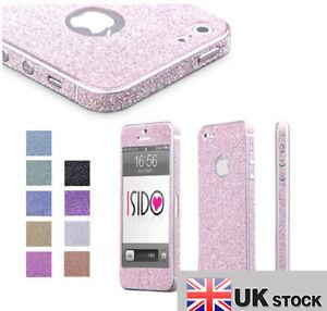 Newest Glittering Full Body Protect Sticker Skin Wrap Cover Film UK SELLER