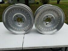 "Centerline Wheels Rims 15x7  4.75"" GM Pattern Chevy Olds Pontiac Buick"