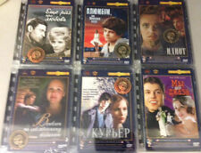 Lot of 46 Best Russian DVD MOVIES NTSC / Language:Russian. NEW and SEALED