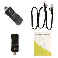 Lan Inalámbrica Adaptador Wifi Dongle Wpa-Psk RJ-45 Ethernet USB para Smart Tv