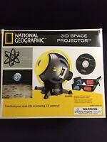 NATIONAL GEOGRAPHIC 3D Space Projector  SPACE & SCIENCE + 3D Glasses Ages 8+