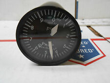 B-365  Beechcraft Prop Tachometer USED ON U-21 ACFT NEW OLD STOCK
