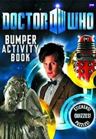 Doctor Who Bumper Activity Book by BBC Children's Books Paperback Book The Fast