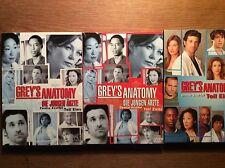 Grey's Anatomy - Staffel 2 komplett + Staffel 3.1 [ 11 DVD ]