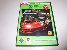 PC  Midnight Club II [Green Pepper]