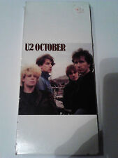 U2 ~ OCTOBER ~ cd 1981 NEW LONG BOX  (longbox)