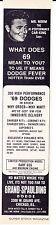 1969 DART GSS 440 MAGNUM - MR NORM GRAND SPAULDING DODGE ~ ORIGINAL DEALER AD