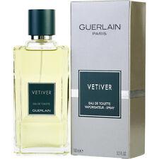 Vetiver Guerlain By Guerlain Edt Spray 3.3 Oz (new Packaging)