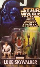 Star Wars Potf Deluxe 1996 Raro Luke Skywalker & Desierto Sport bote ⭐ ⭐ Vintage
