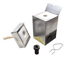 115-240V Compatto Elettrico Fusione Fornace 1120C per Piccole Quantità di