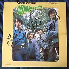 The Monkees - Jones Nesmith Dolenz Tork  Autograph Signed - *Hollywood Posters*