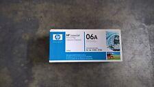 HP C3906A (HP 06A) Genuine HP Toner Cartridge for HP LaserJet 5L /6L /3100 /3150