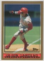 1998 Topps Baseball Cincinnati Reds Team Set
