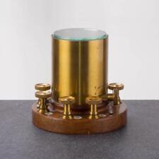 Rare St N.T.S´s Fabrik Kjobenhavn Relay Brass Telegraph Copenhagen