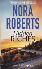 Hidden Riches by Nora Roberts (Paperback) Book