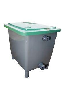 Biokammer Rieselfilter Teichfilter