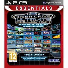 SEGA Mega Drive Ultimate Collection Game Essentials Ps3
