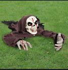 JOYIN Halloween Skeleton Groundbreaker with bloodstains, Halloween Skeleton Deco