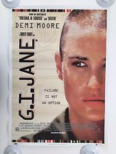 G. I . JANE,DEMI MOORE, AUTHENTIC , FIRST INDEPENDENT1997  POSTER