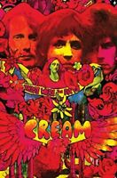 "CREAM ""THOSE WERE THE DAYS (REPACKAGED 4CD)"" 4 CD NEU"