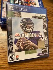 Madden NFL 21 EA Sports (Sony PlayStation 4 PS4) Brand New Factory Sealed!!!