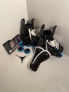 Marsblade Roller Skates Off-Ice Rollerblades FMT One Size     3.5 D    4.5 US