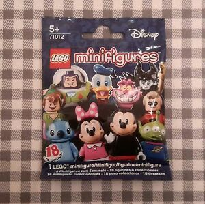 Lego minifigures disney series 1 factory sealed pick choose your own