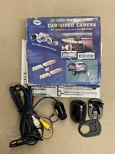 real guard car safety view video system car video camera