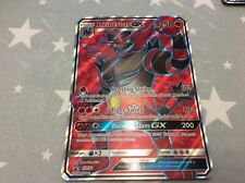 Incineroar gx sm38 jumbo Pokemon card