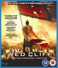 Red Cliff Three Kingdoms 2008 War Action Adventure Drama Blu-ray (uk)