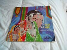 LAJJA BY SHAILESH MODI PUBL199I ANADI INDIA.HENNA HAND PAINTING PATTERNS IN ENGL