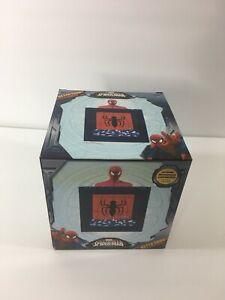 NIB NEW Marvel Comics Ultimate Spider-Man Small Betta Fish Tank 1/2 Gal 1.9 L