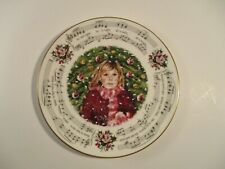 Royal Doulton 1983 Christmas Series Plate