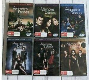 The Vampire Diaries Season 1 To 6