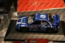 Ixo Code 3 Subaru Impreza Pas De Calais Brunson