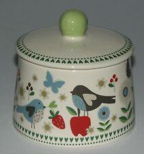Gisela Graham Ltd lidded sugar bowl.