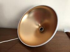 EXCELLENT Stunning Modern PABLO SWELL SINGLE PENDANT LIGHT GOLD Interior 1765
