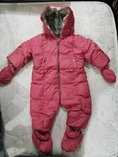Burberry Girls' Skylar Snowsuit - Baby