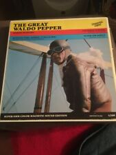 "SUPER 8 CINE FILM ""IL GRANDE Waldo Pepper"" Robert Redford 400ft Sound a colori."