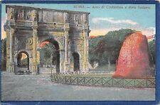 BR32632 Roma Arco di Constantino e Meta Sudante italy