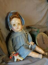 Haunted house prop doll halloween creepy antique horror haunted baby possessed