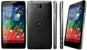 "Motorola RAZR XT925 Mobile Phone Android Dual Core 16GB 4.7"" 3G&4G"